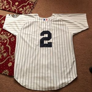 new styles 6bc43 b244f NY YANKEES JERSEY #2🔴SALE